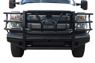 Steelcraft HD Front Bumper - Ford F250/F350 (2011-2016)-Truck Brigade