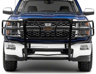 Steelcraft HD Grill Guard - Chevy Silverado 1500 (2007-2013)-Truck Brigade