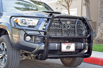 Steelcraft HD Grill Guard - Toyota Tacoma (2016-2019)-Truck Brigade