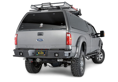 Warn Ascent Rear Bumper - Ford F250/F350 (2011-2016)-Truck Brigade