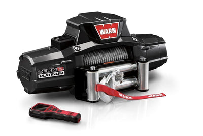 Warn Ultimate Performance ZEON 12 Platinum Winch-Truck Brigade