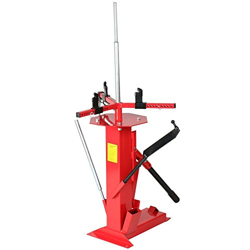 "Yaheetech Manual Tire Changer Machine 4"" to 16.5"" Trailer Motorcycle GoCart Pickup Truck ATV Car Auto Tire Repair Tool"