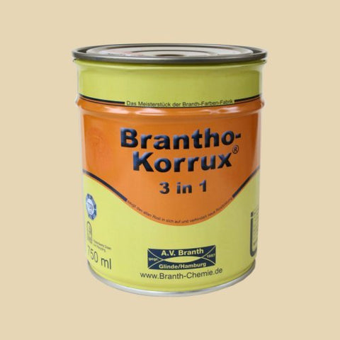 "Brantho Korrux ""3 in 1"" 0,75 l kupfer084 - CamperClan Shop"