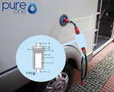 Pure One Filter ALL-IN-ONE Wohnmobil Wasserfilteranlage