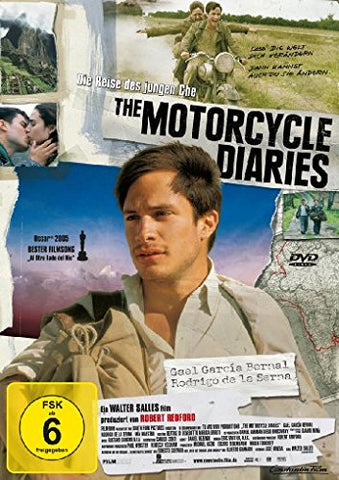 The Motorcycle Diaries - Die Reise des jungen Che - CamperClan Shop