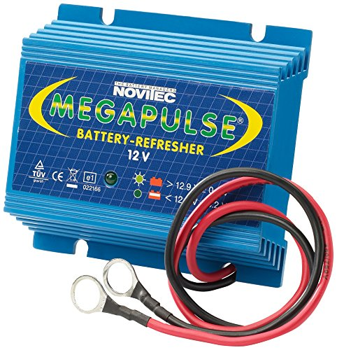 Megapulse Batteriepulser für 12 Volt Batterien - CamperClan Shop