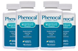 Phenocal Pack of Four