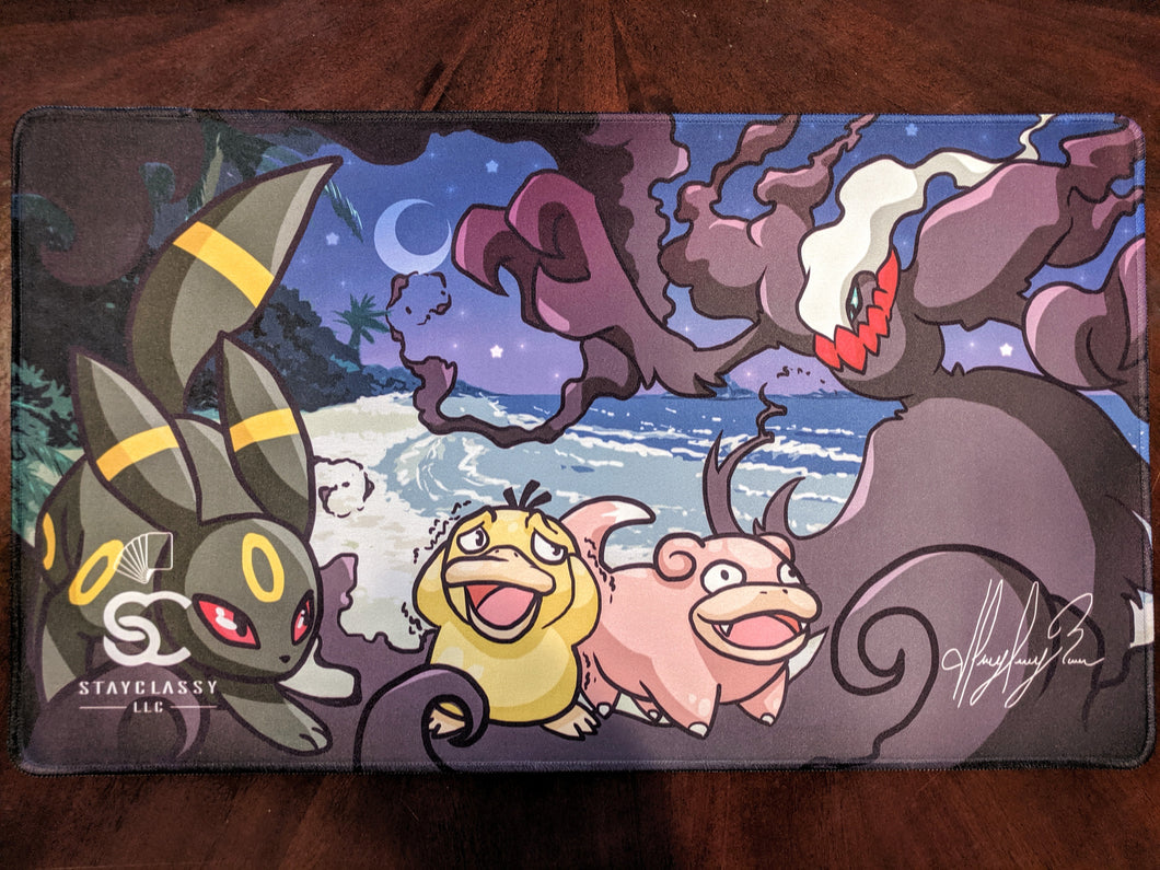 Confusion in the Twilight (Fan Art) - Playmat