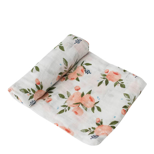 swaddle - water colour roses