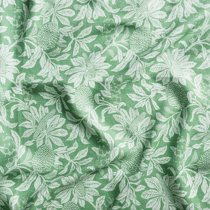 utopia goods - fabric banksia green
