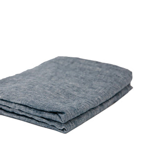 carlotta + gee - standard pillowslip set - denim