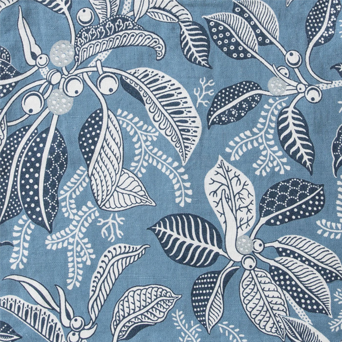utopia goods - fabric fig blue