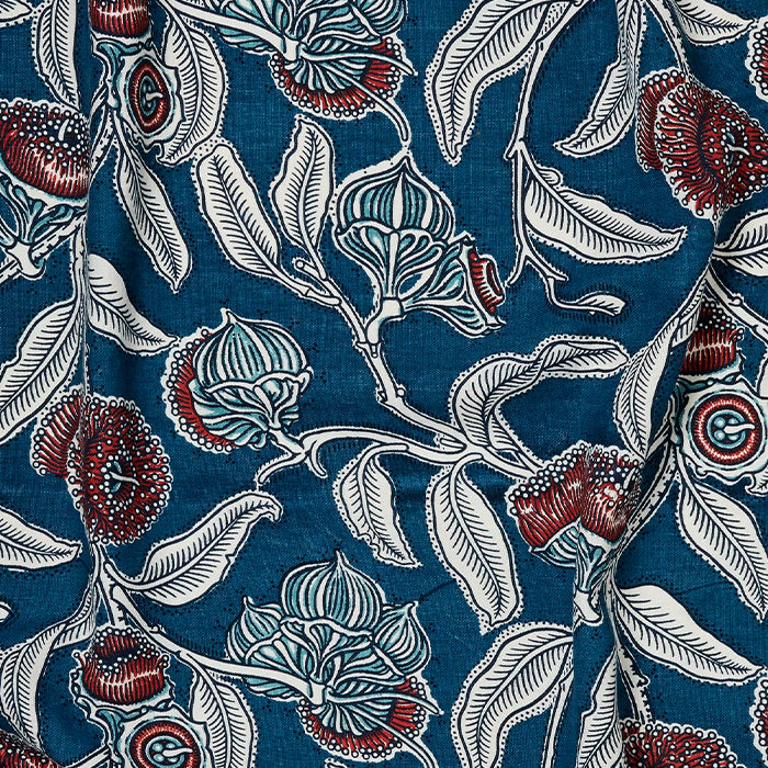 utopia goods - fabric youngiana indigo