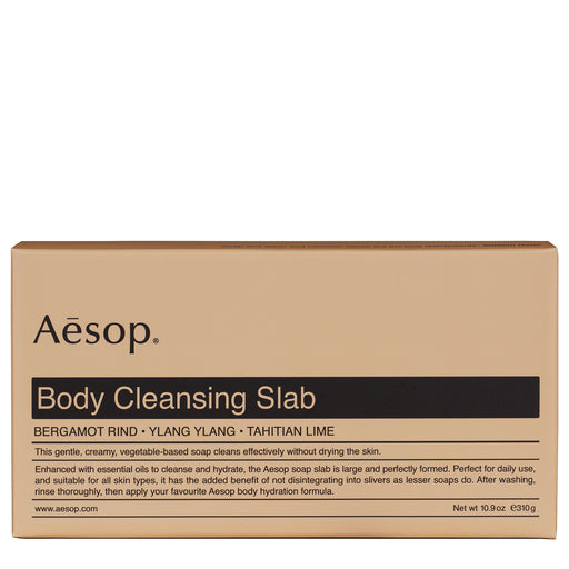 aesop body - cleansing slab
