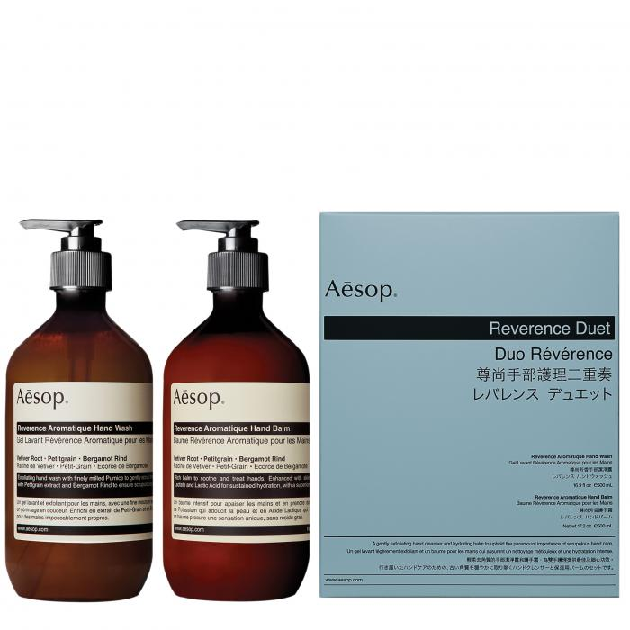 aesop kit - reverence duet