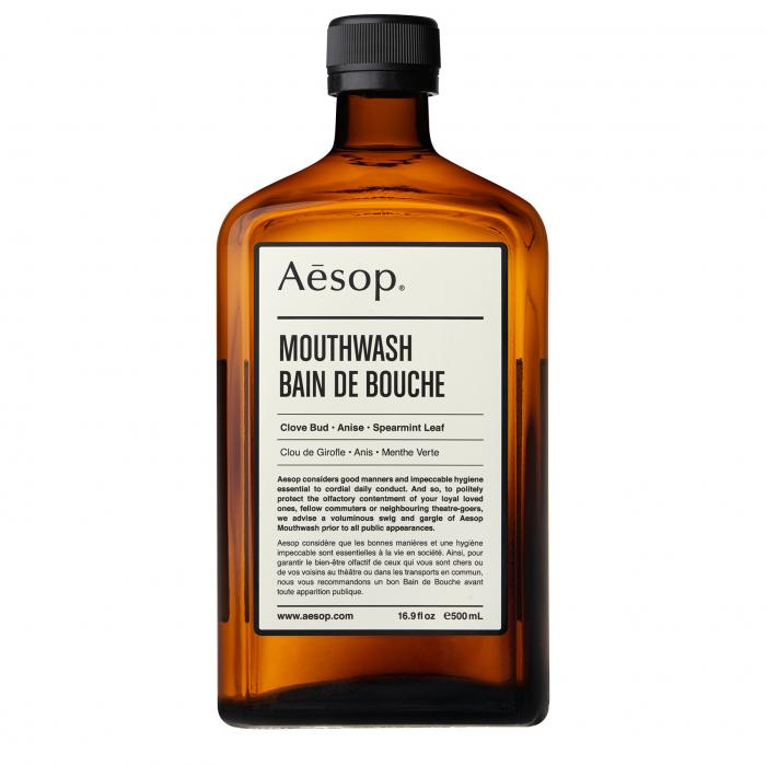 aesop personal care - mouthwash