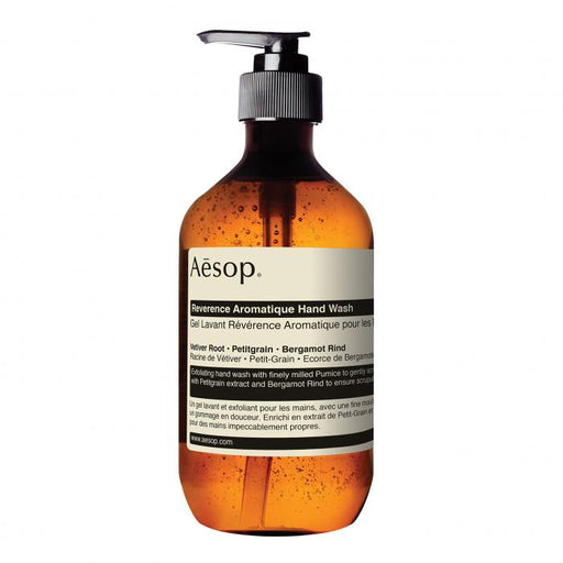aesop hand care - reverence aromatique hand wash