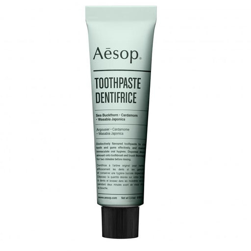 aesop personal care - toothpaste