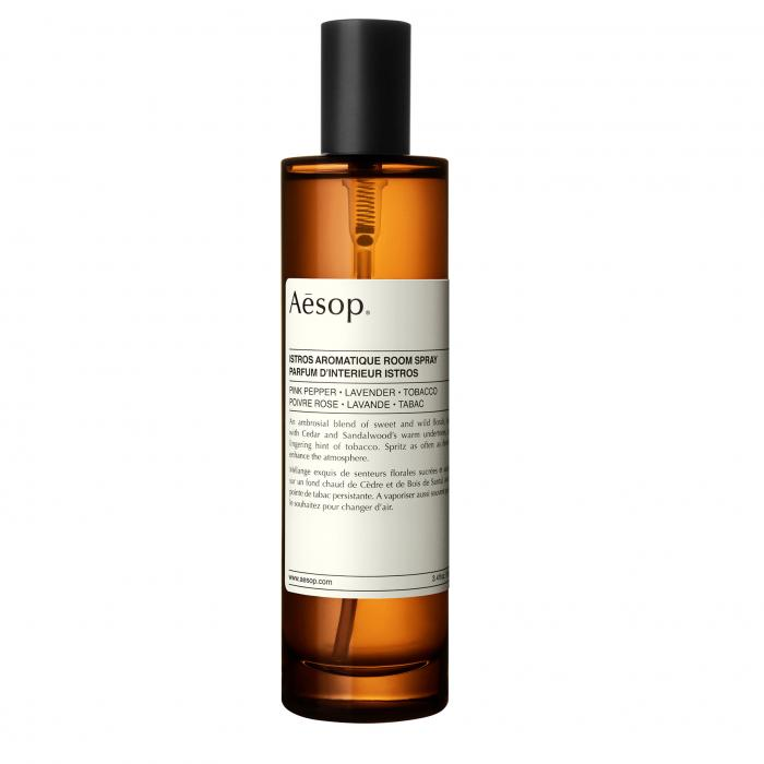 aesop home - aromatique room spray istros
