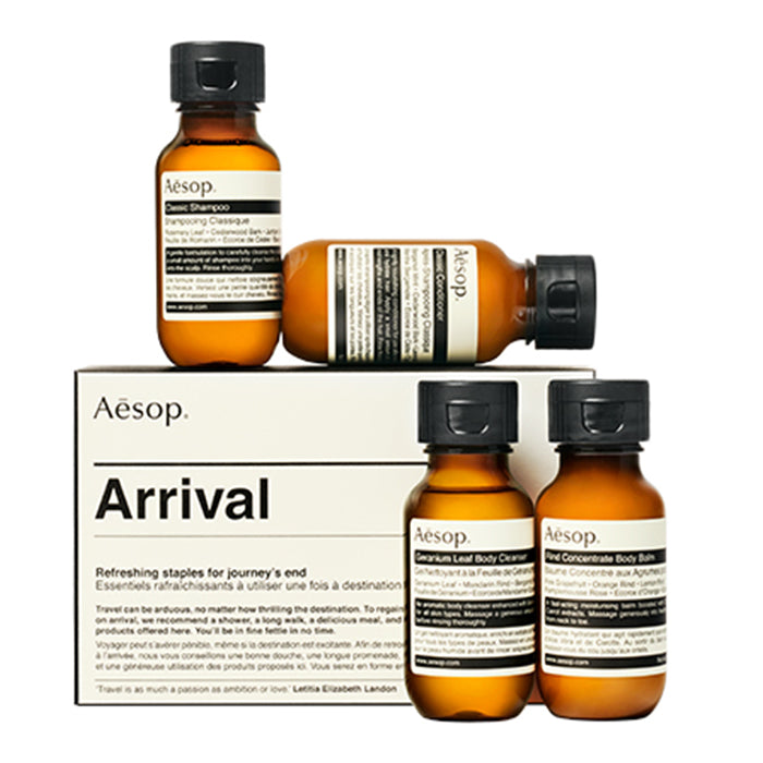 aesop kit - arrival