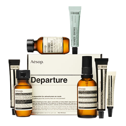 aesop kit - departure