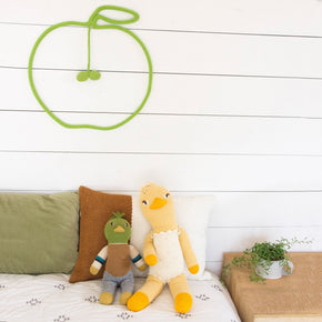 blabla wall hanging - apple