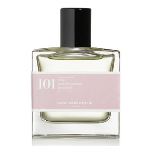 bon parfumeur edp 30ml - 101 rose sweet pea & white cedar