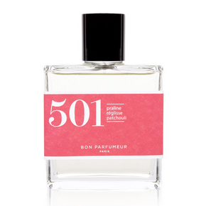 bon parfumeur edp 30ml - 501 praline, licorice & patchouli