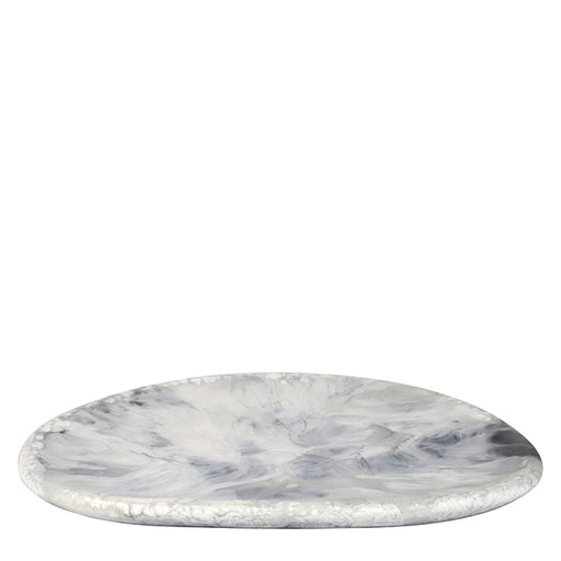 dinosaur designs temple side plate - abalone
