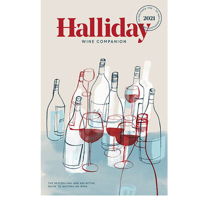 halliday wine companion 2021 – james halliday