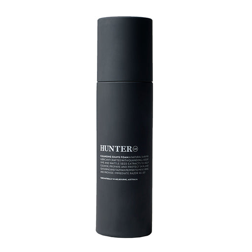hunter lab - cleansing shave foam