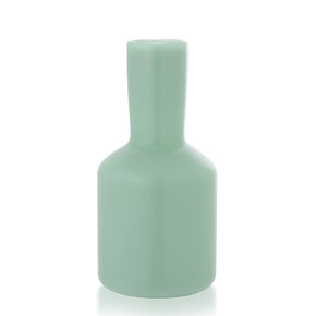 maison balzac carafe & gobelet - opaque mint - SOLD OUT