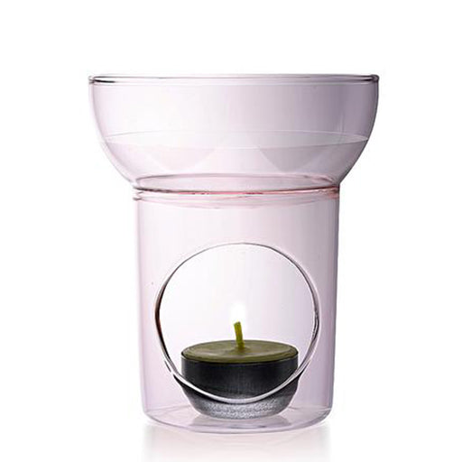 maison balzac oil burner - rose