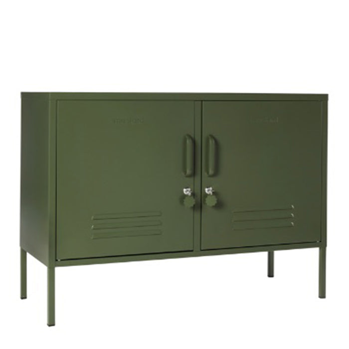 mustard made locker - 'lowdown' olive - SOLD OUT