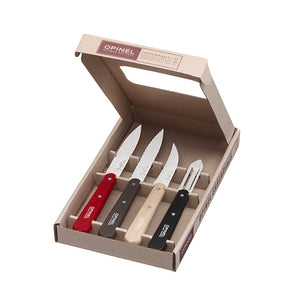 opinel - essential knives set
