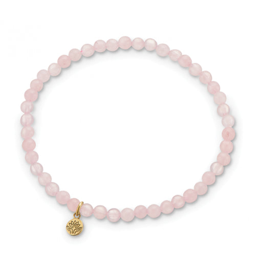 palas jewellery - rose quartz (love) bracelet