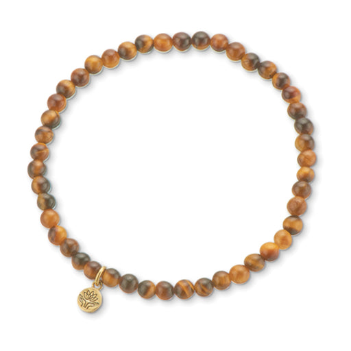 palas jewellery - tiger's eye (luck) bracelet