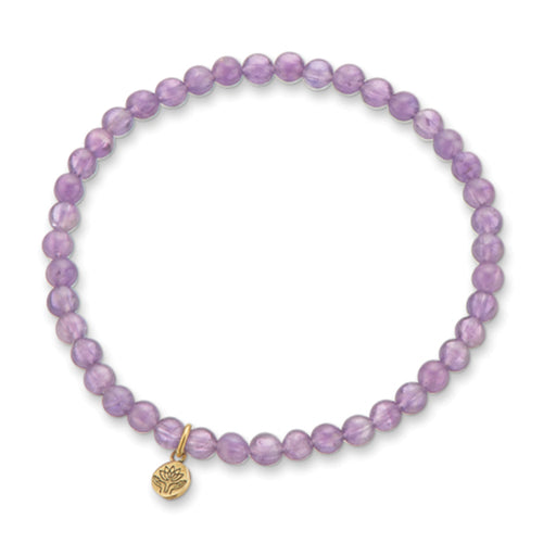 palas jewellery - amethyst (protection) bracelet