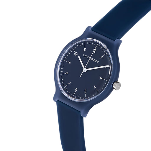 the horse watch blockout - navy