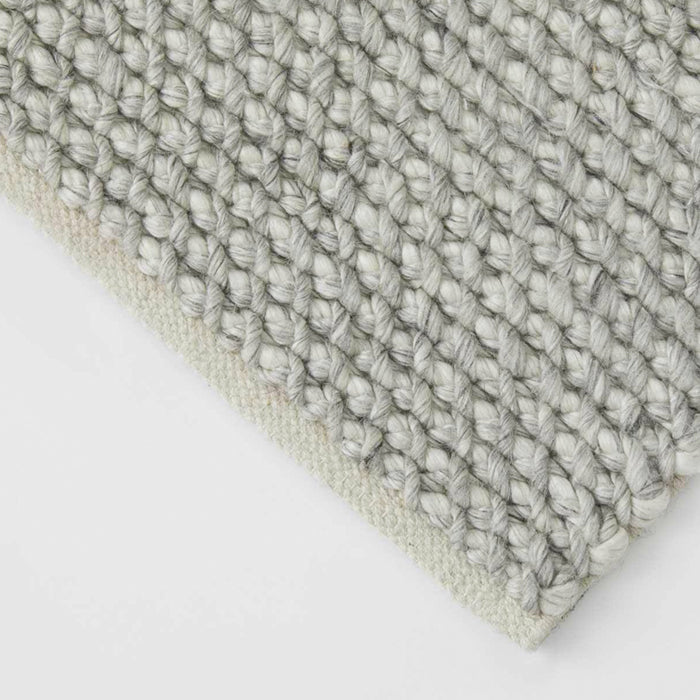 emerson floor rug - feather - PRE ORDER FOR JANUARY