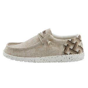 Wally Funk Aztec Beige