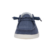 Wendy Chambray Navy White