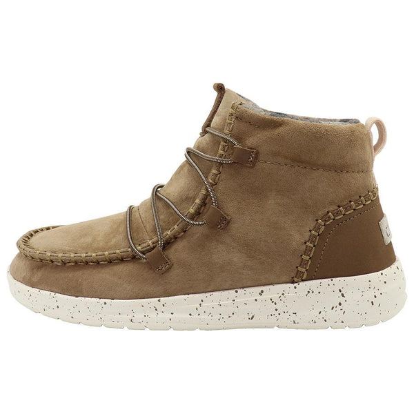 Eloise Suede Nut