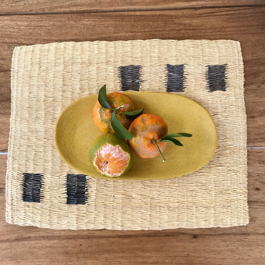 RIA PALM PLACEMATS - natural