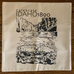 Celebrate Idaho 1890 Trout Pillow Cover