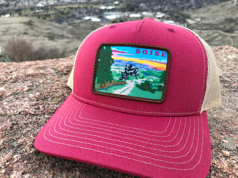Boise Table Rock Destination Hat