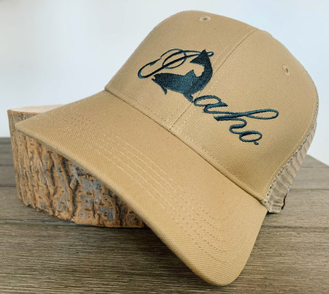 Fish Idaho Carhartt Hat