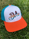 Boise Tree Summer Tri-Blend Snapback