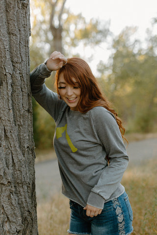 Iron Pine Idaho Axe Sweatshirt