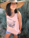 Celebrate Idaho 1890 Monarch Girls Tank